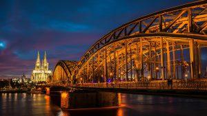 Schnitzeljagd in Köln